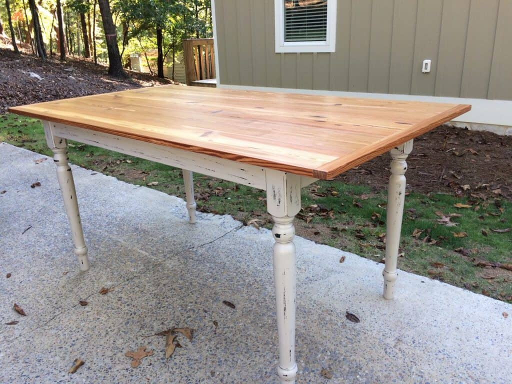 From Butcher Block To Farmhouse Table