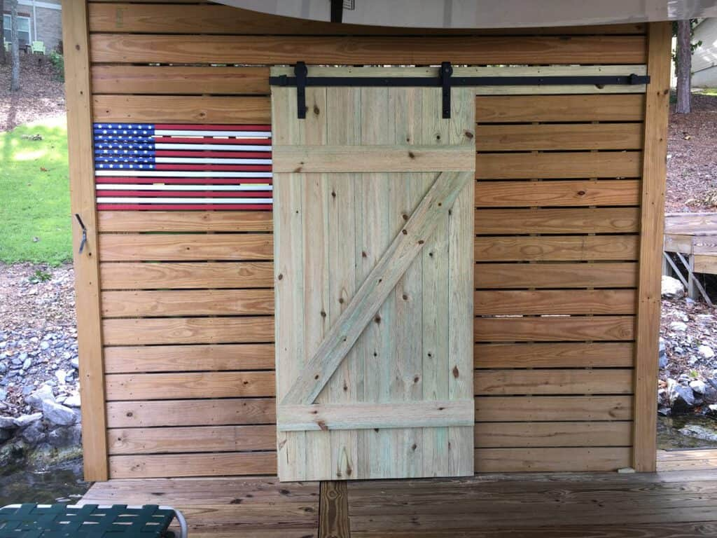 How to Build an Exterior Barn Door