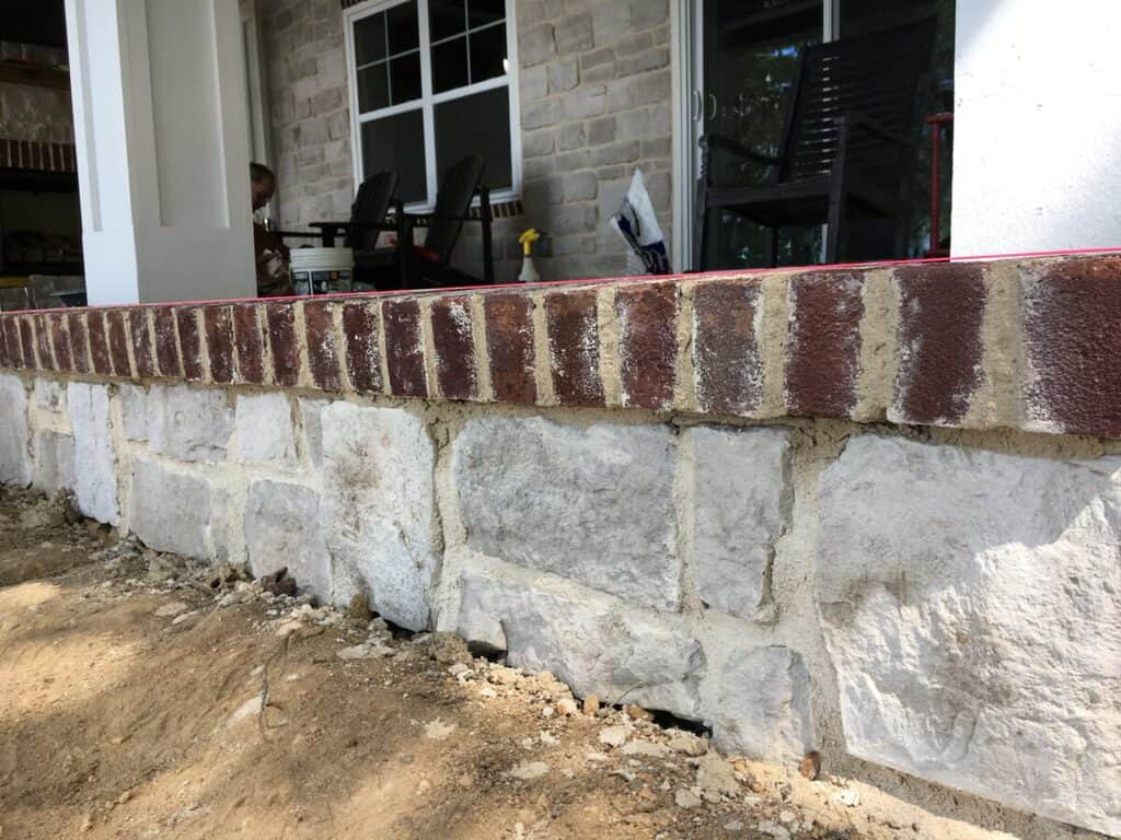 How to Create a Brick Border (Lay a Brick Roll lock)