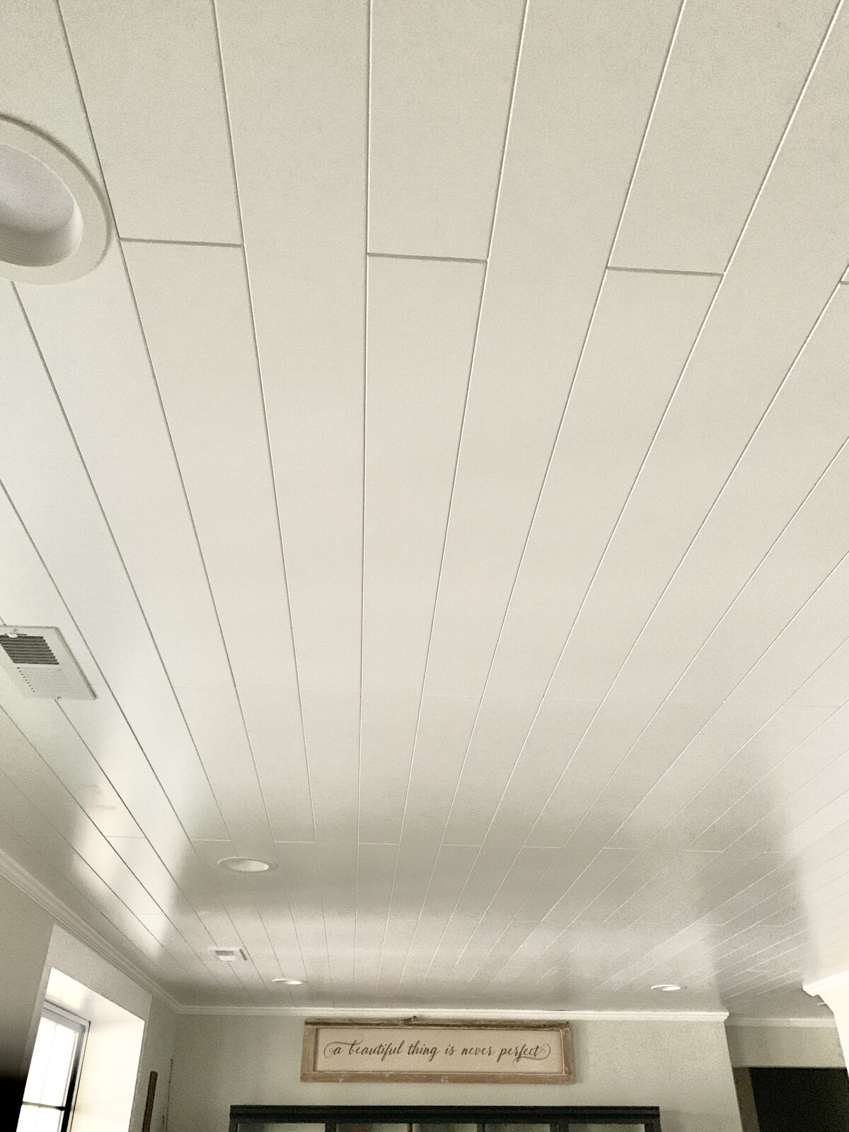 How to Install a Wood Plank Ceiling (Woodhaven by Armstrong)