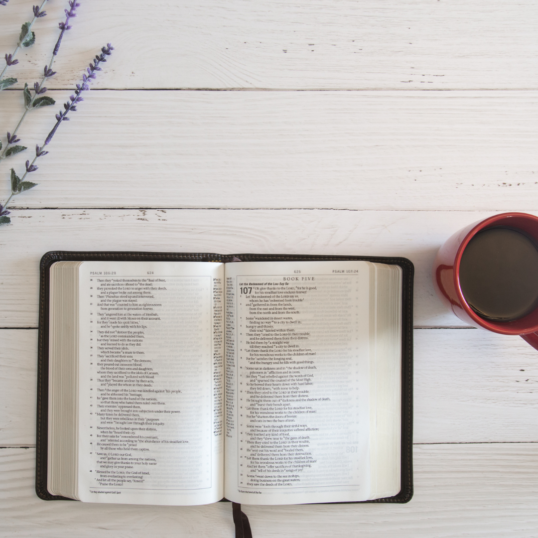 Advice for Developing a Quiet Time with God
