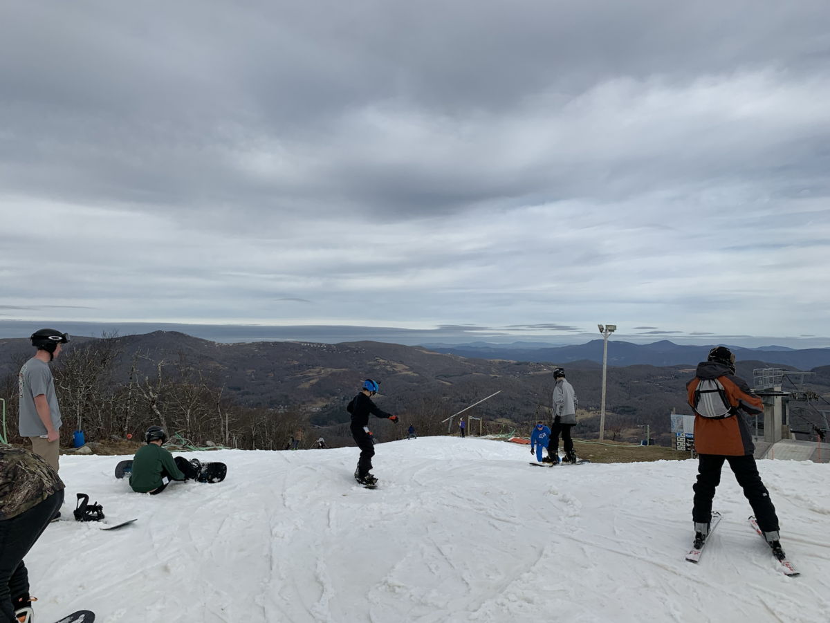 Snow Skiing at Sugar Mountain Resort in North Carolina